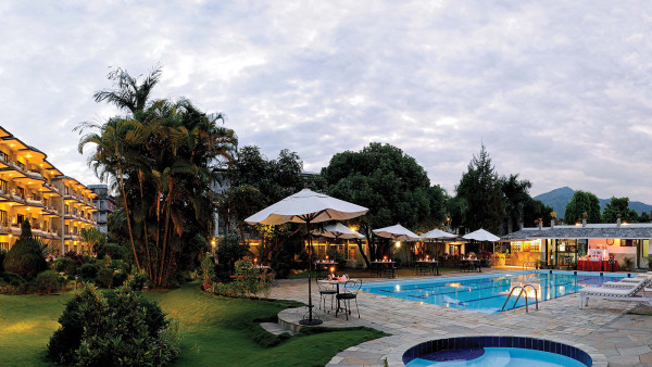 Hotel Barahi Website